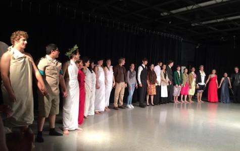 Advanced Drama Show is a Success!