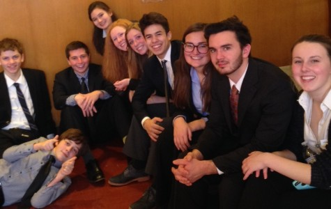 A great year for the Mock Trial team