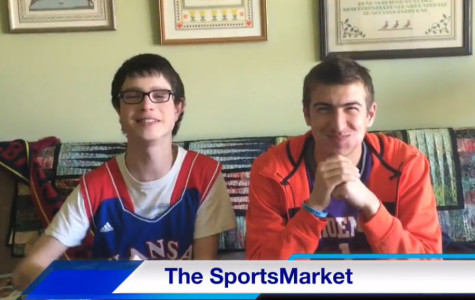 """Q&A with Hosts of """"The Sports Market"""""""