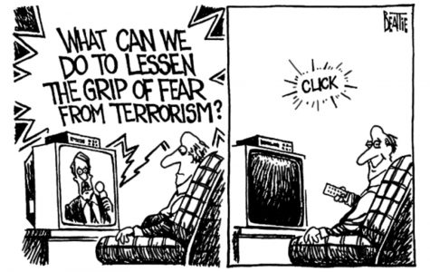Playing into the Hands of Terrorism