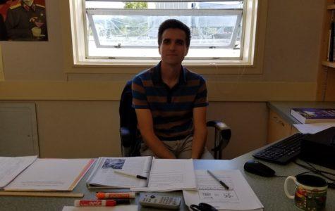 New Teachers at TL: Tyler Blake