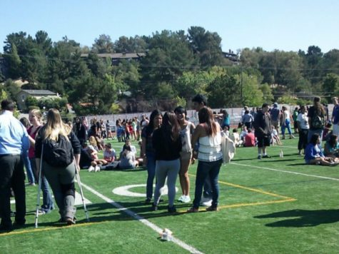 Bomb Threats in Marin