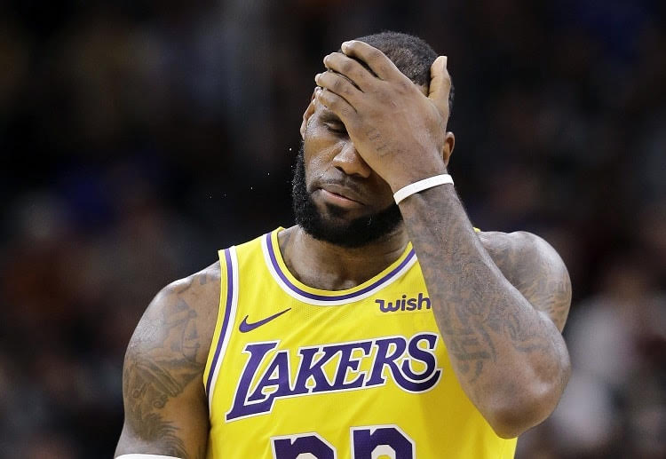LA Lakers: From Contenders to Tankers
