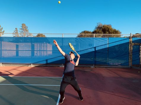 Like Wimbledon, I Serve