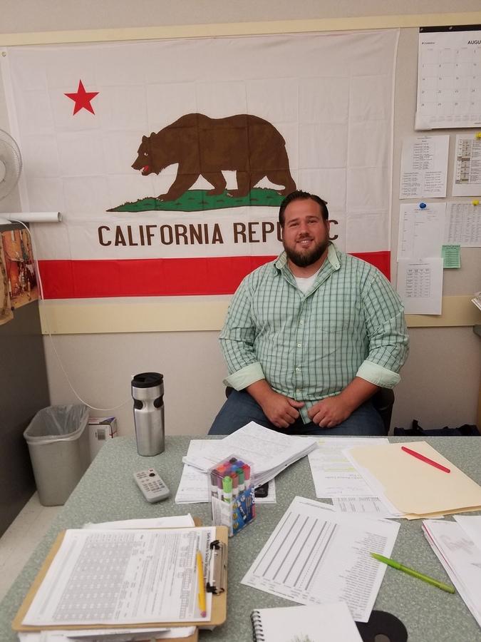 New Teachers at TL: Ray McClintock