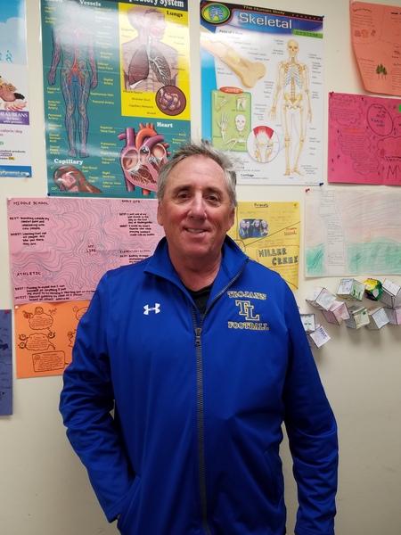 New Teachers at TL: Richard Cotruvo