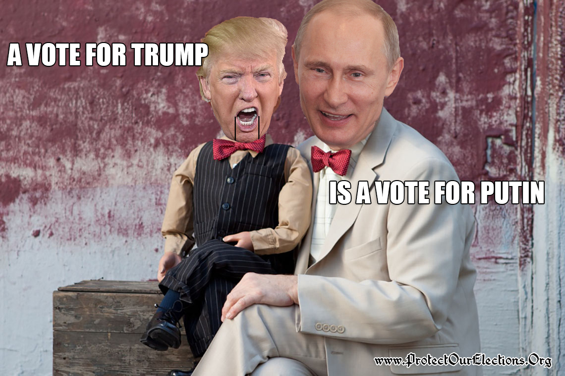 Russian Interference in Presidential Election