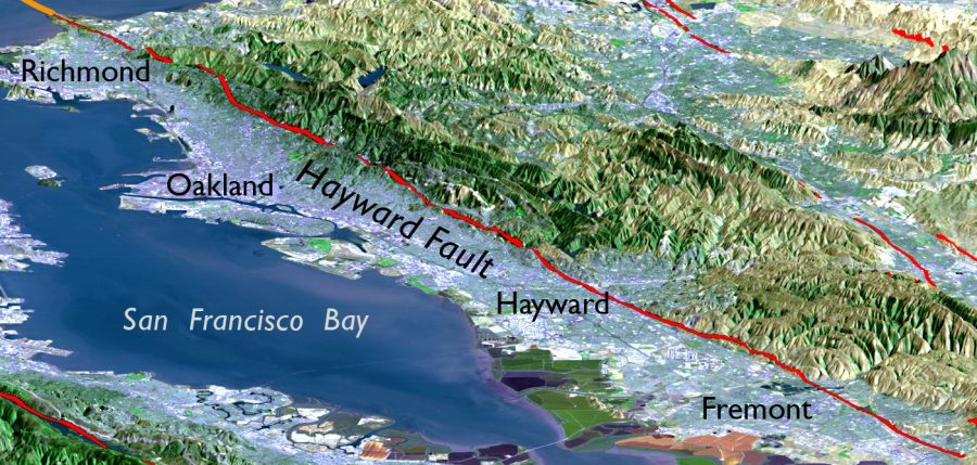 Hayward Fault Has Potential To Hit Hard