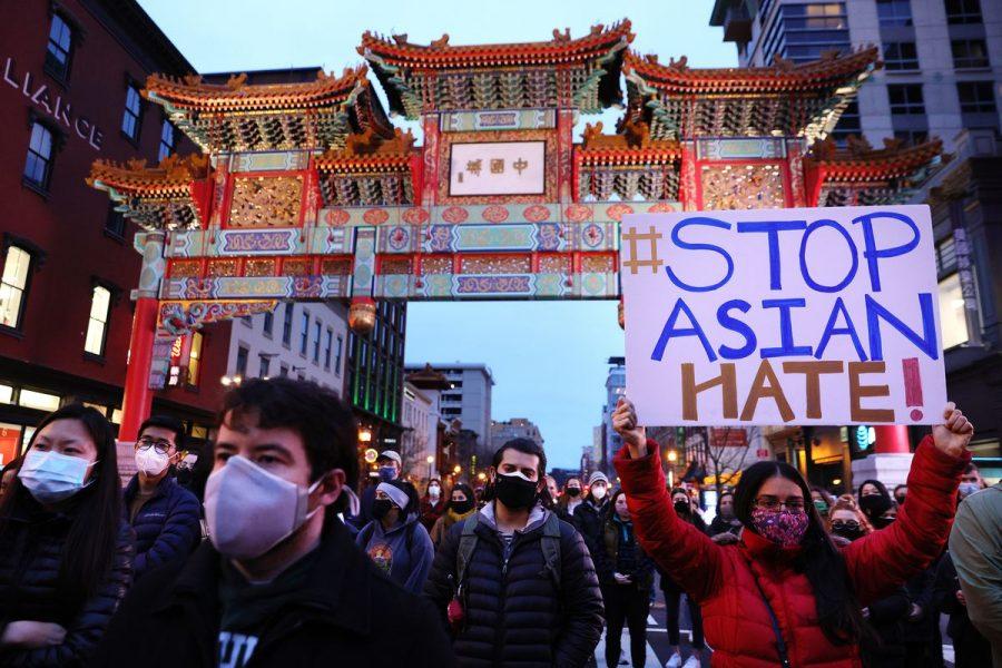 Asian Hate Crime Sweep America