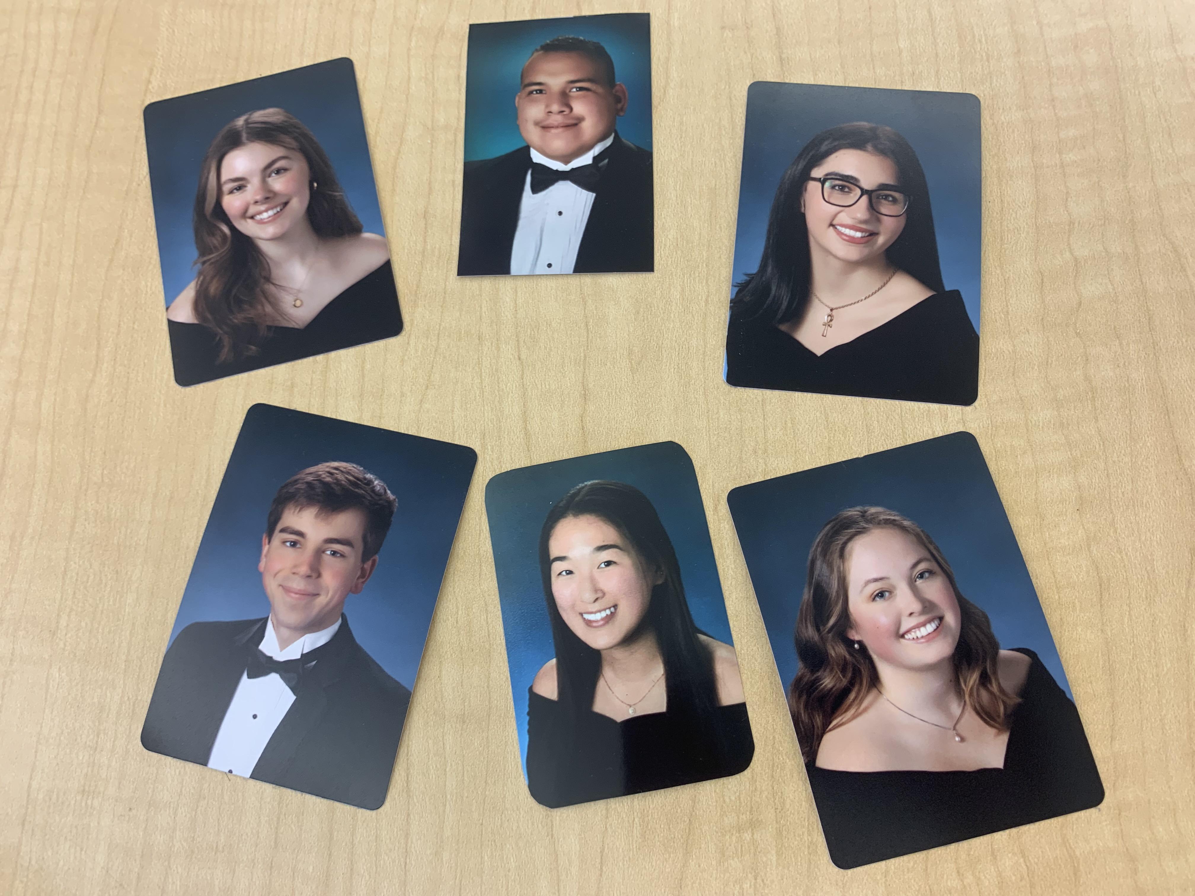 Our Binary Portraits